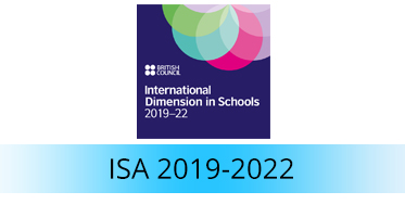 International School Award 2016 - 2019